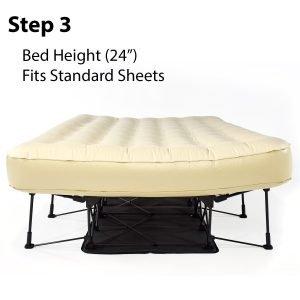 Ivation EZ-Bed Air Mattress-3