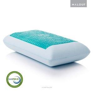 MALOUF Z Gel Dough Memory Foam Pillow-2