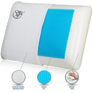 Save&Soft Gel Memory Foam Pillow-2