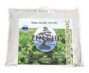 Zen Chi Organic Buckwheat Pillow-1