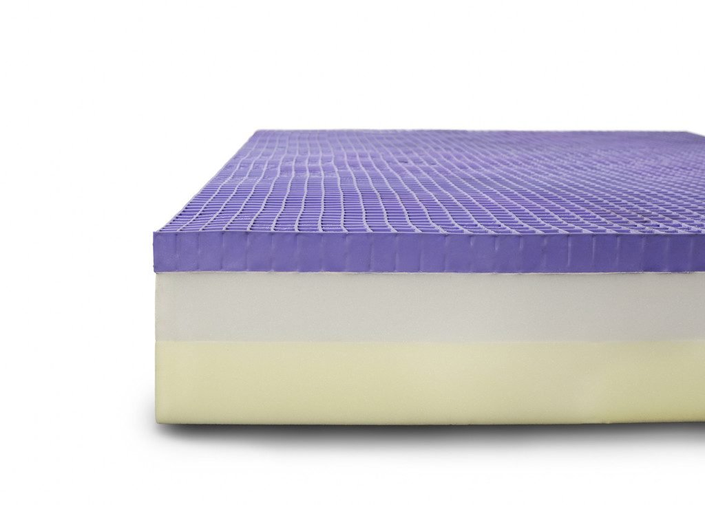 Purple The Bed Mattress