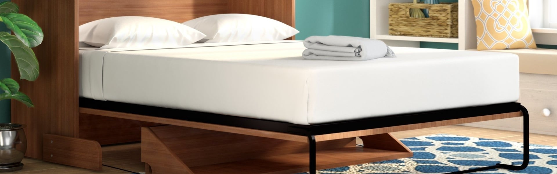 Best Mattresses for Murphy Beds Reviewed in Detail