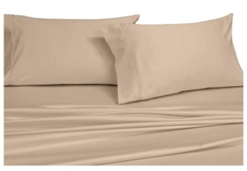 Royal Hotel Adjustable 100% Combed Cotton Bed Sheets