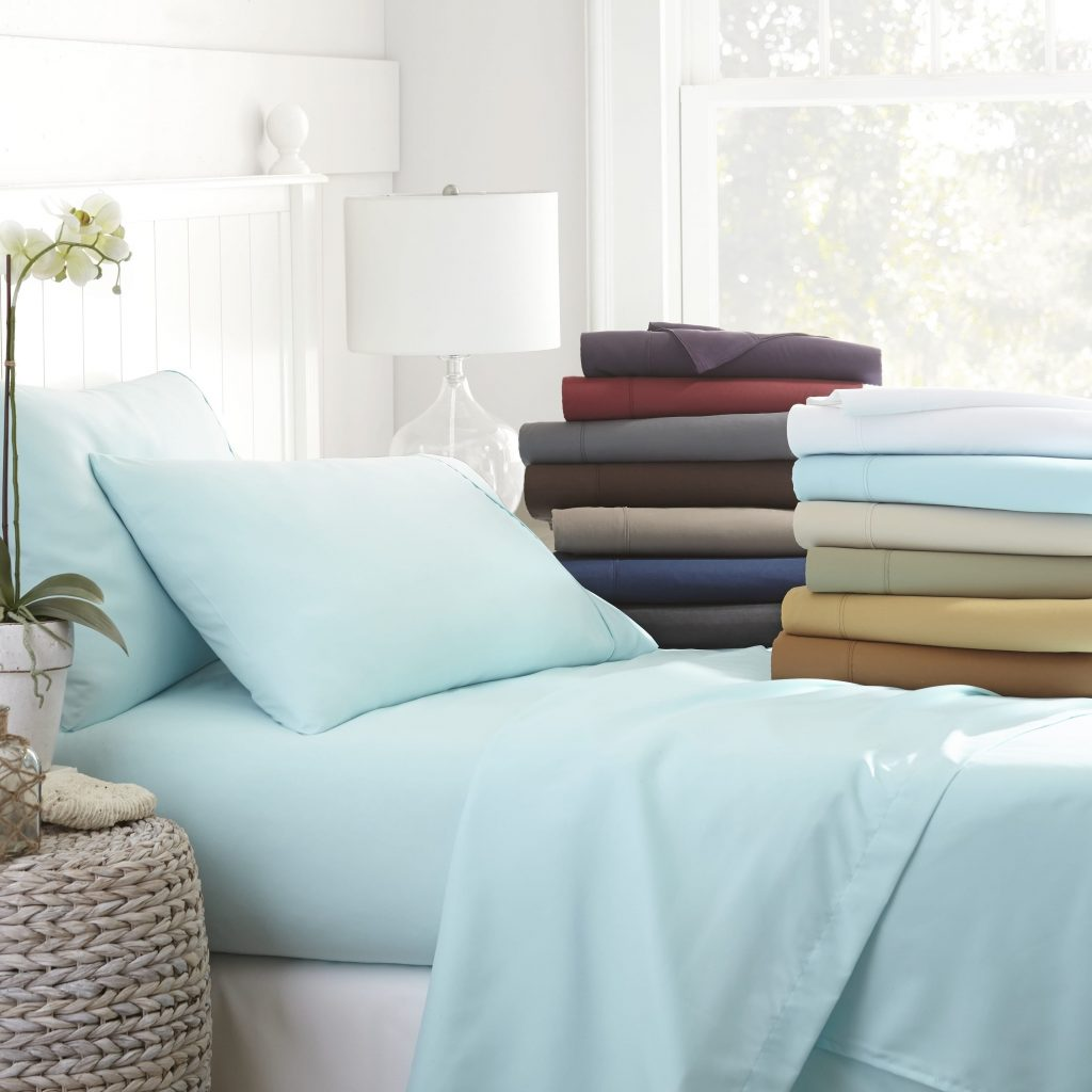 6 High-Quality Sheet Sets for Summer to Sleep Nice and Cool