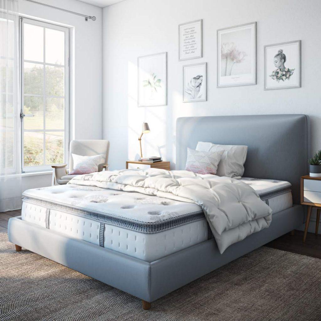 Budget mattress Classic Brands Mercer Pillow