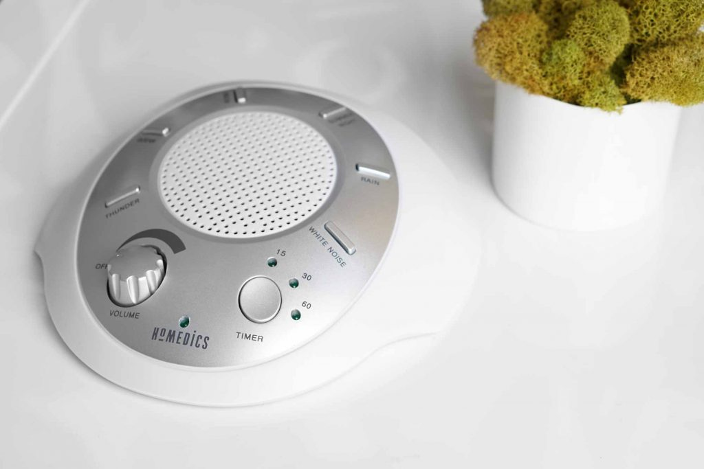 10 Best White Noise Machines—Fall Asleep in a Minute!