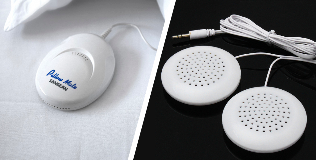 7 Best Pillow Speakers for Your Soundly Sleep