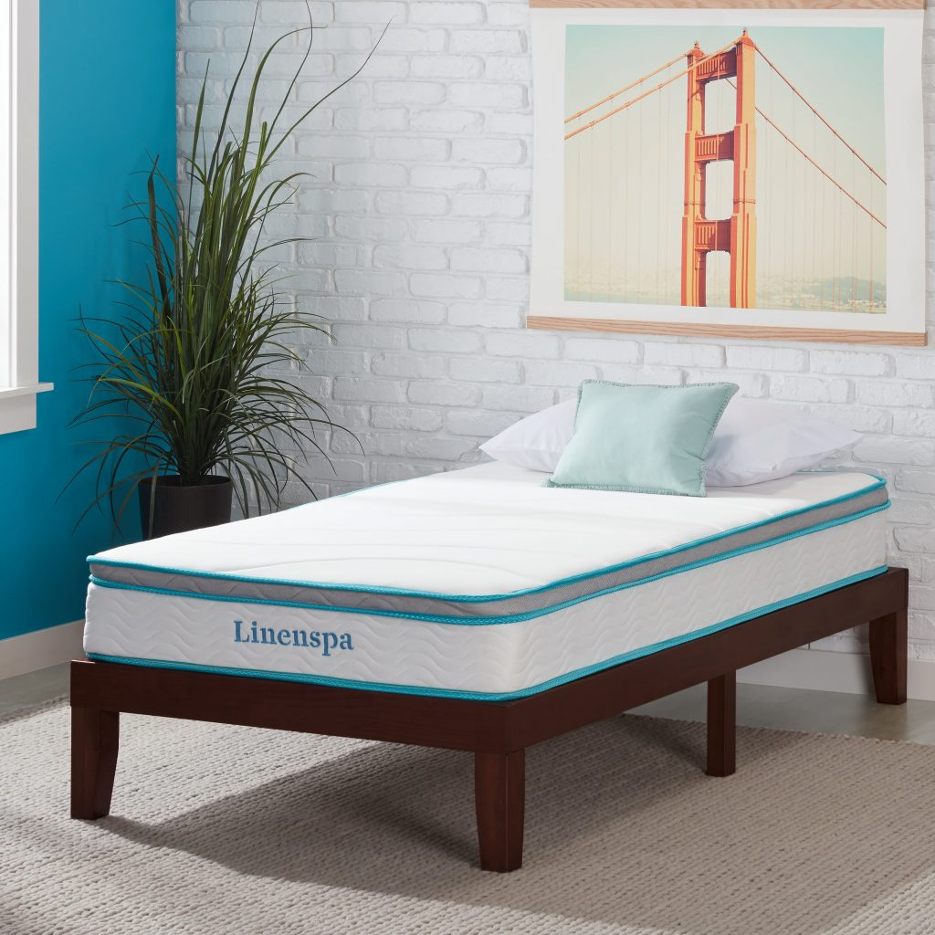 Linenspa vs Zinus: In-Depth Mattress Comparison