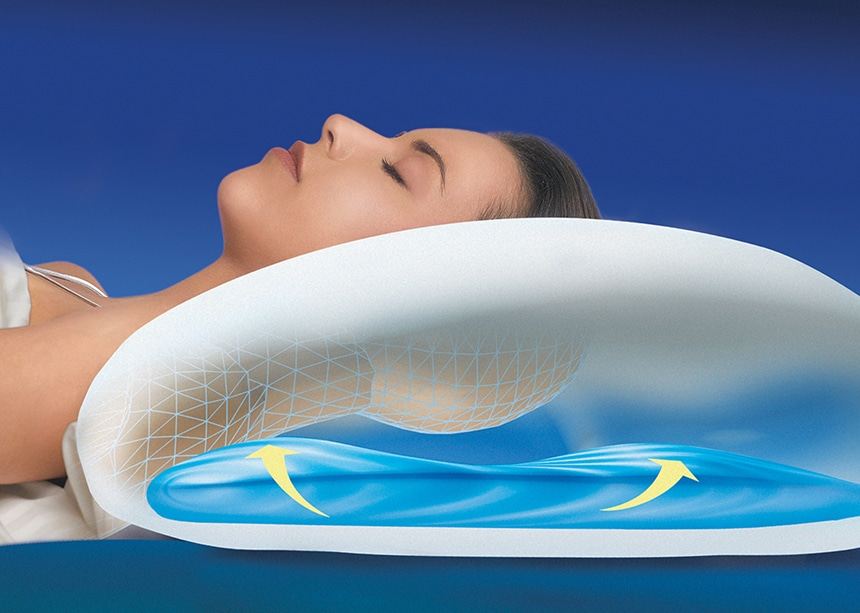 6 Best Water Pillows for Any Sleeping Position – Forget About Any Discomfort!