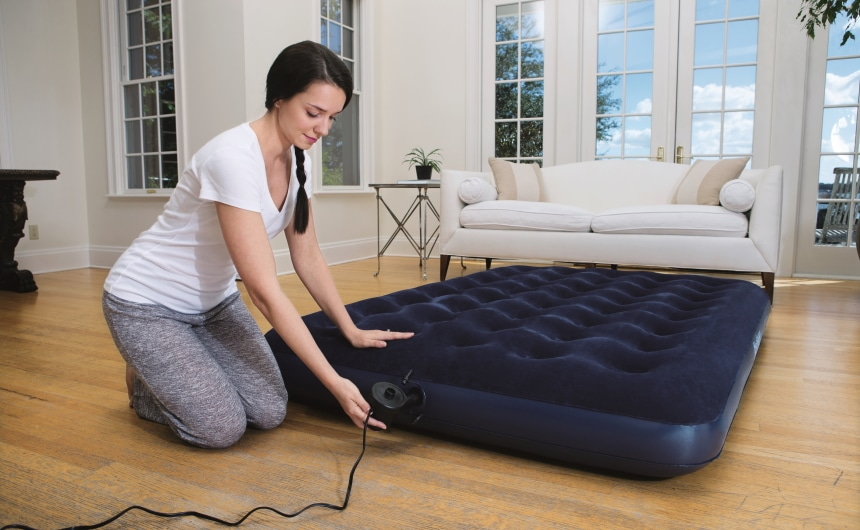 6 Best Air Mattress Pumps - Make It Fast And Easy