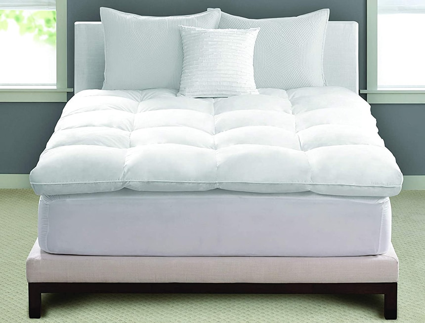 6 Plushiest Feather Mattress Toppers for Your Best Sleeping Experience