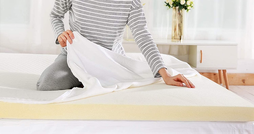 6 Best Mattress Toppers for College Dorms — Ideal Sleep for Your Productivity