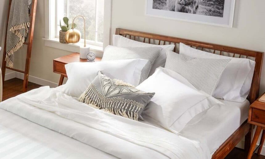 Percale vs. Sateen Sheets