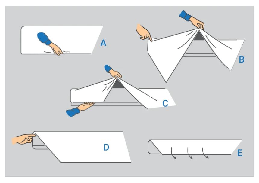 How to Do Hospital Corners?