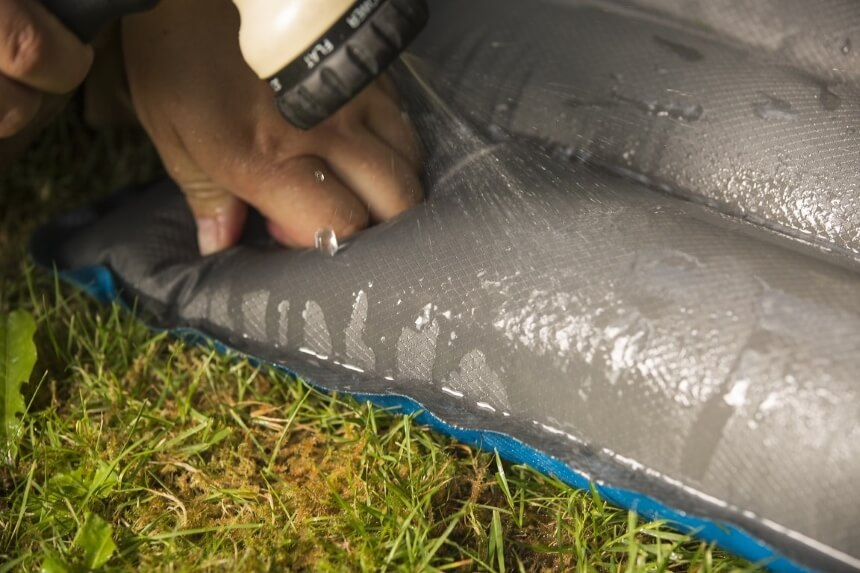 How to Find a Hole in an Air Mattress?