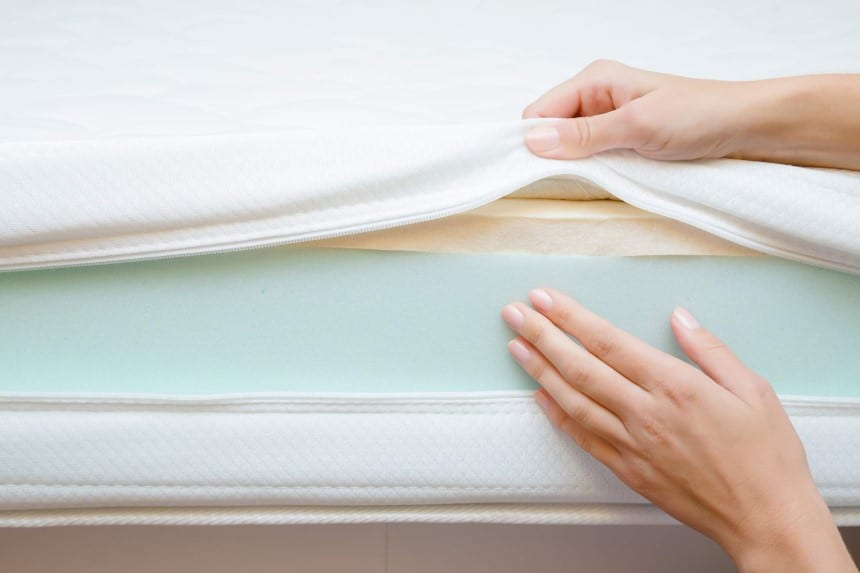 What Is Mattress Off-Gassing and How to Make the Odor Disappear?