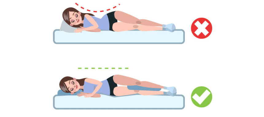 How to Sleep with Whiplash: 5 Methods that Will Improve Your Rest