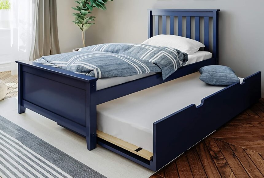 7 Most Comfortable Trundle Beds to Save You Space and Money