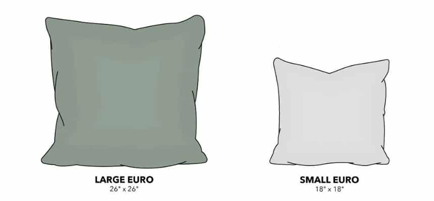 An Ultimate Guide to Pillow Sizes