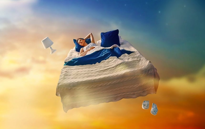 How to Lucid Dream and Wake Up Safely