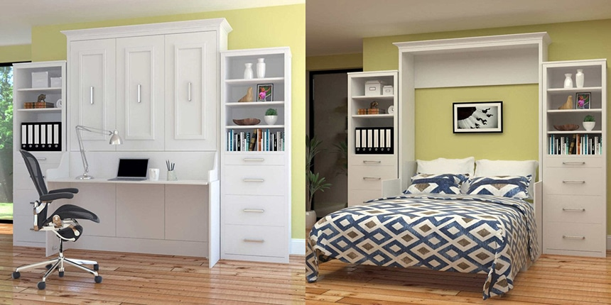 8 Space-Saving Murphy Beds - Free the Room for Other Tasks