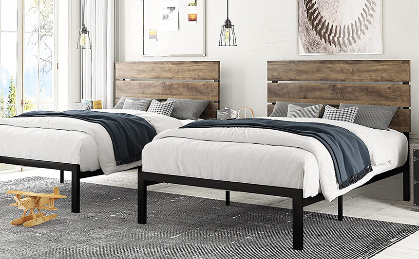8 Best Twin Bed Frames - Space-Saving and Cozy!