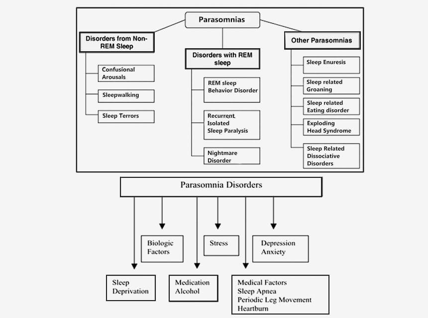 Sleep Talking: Causes, Symptoms and Treatment