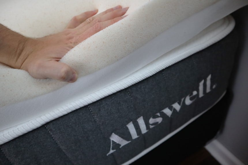 Allswell Mattress Topper Review