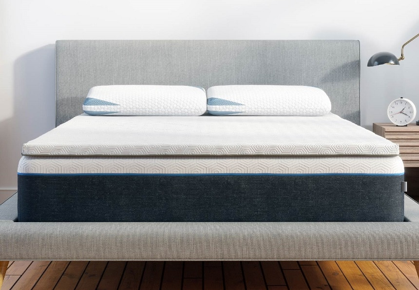 6 Best Mattress Toppers for Hip Pain - Sleep Comfortably!