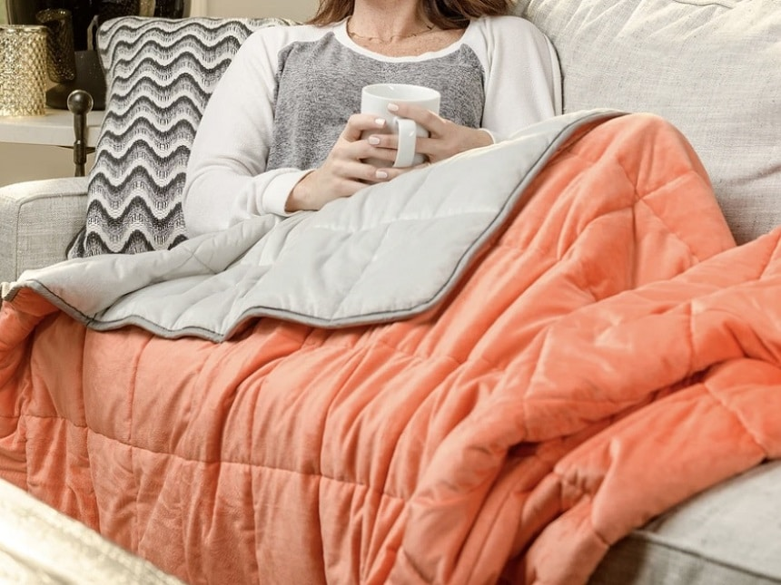 Luxome Weighted Blanket Review