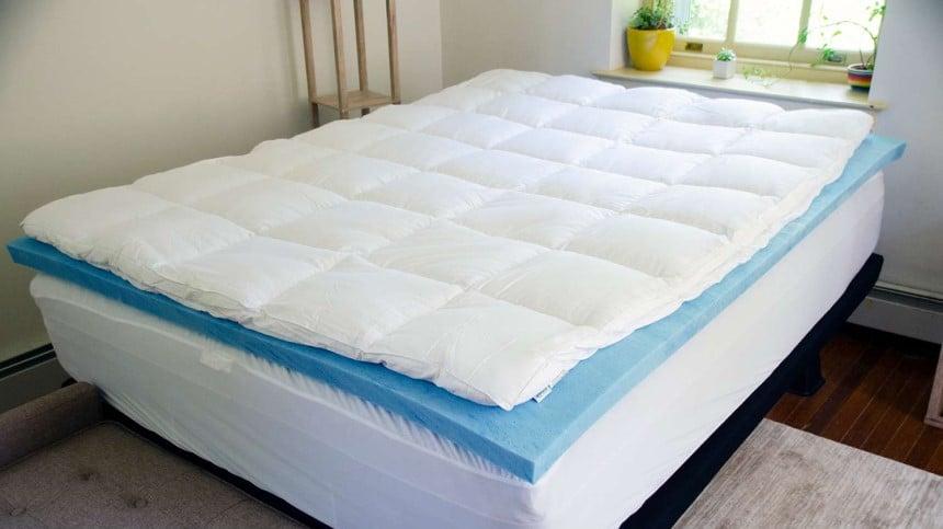 Sleep Innovations Mattress Topper Review