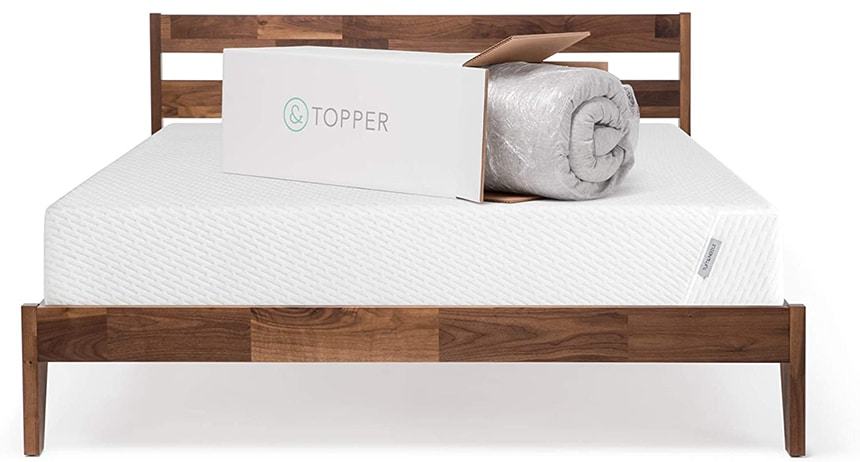 Tuft & Needle Mattress Topper Review