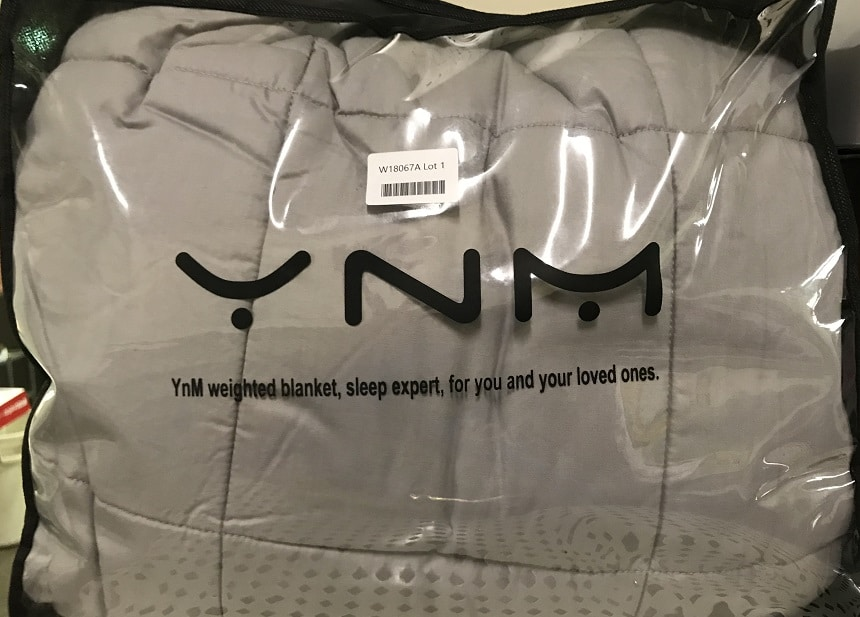 YNM Weighted Blanket Review
