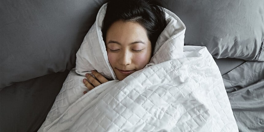 7 Best Weighted Blankets - Enhanse Your Sleeping Habits