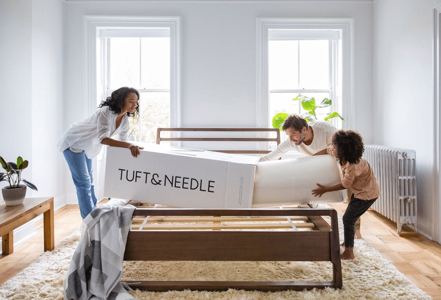 Tuft and Needle vs Nectar: Detailed Mattress Comparison