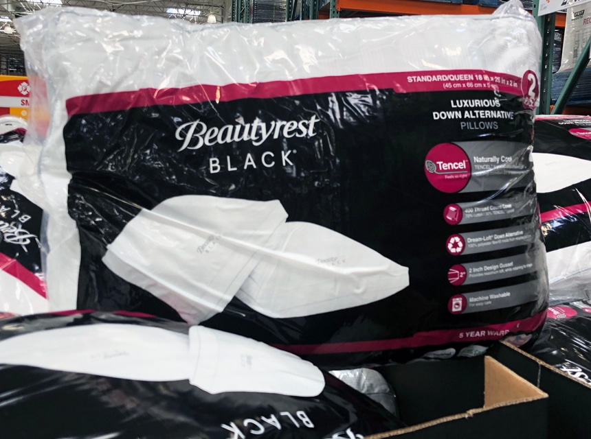 Beautyrest Black Pillow Review: Is This the Right Pillow for the Best Sleep?