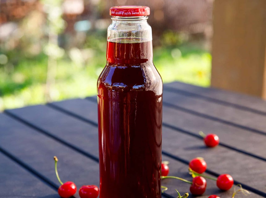 Does Tart Cherry Juice Help You Seep Better?