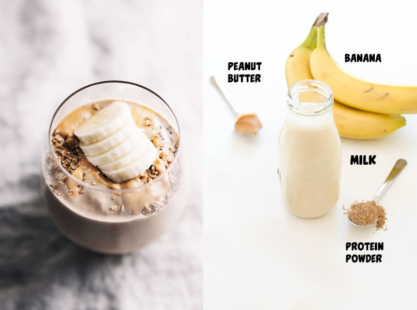 Should You Drink Protein Shakes Before Bed?
