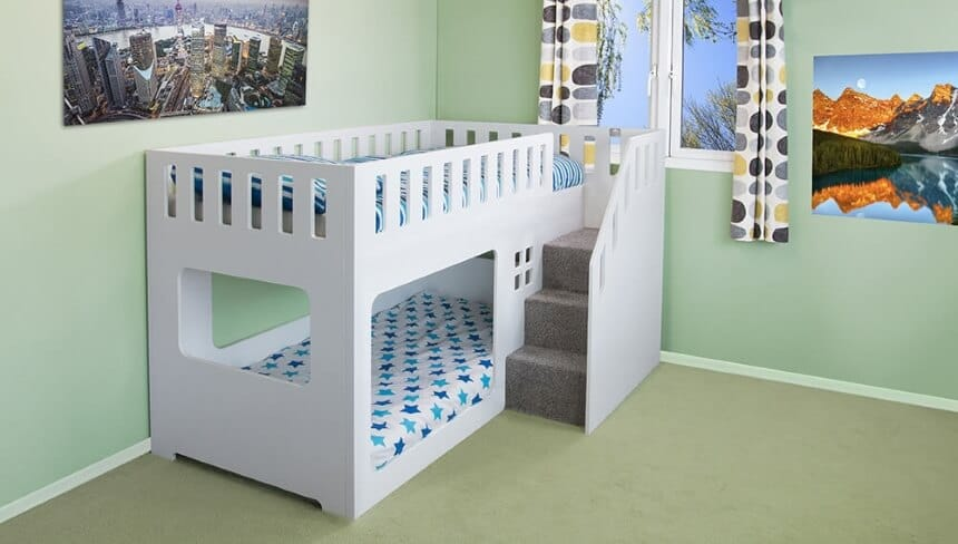How to Choose the Right Size for Bunk Bed Mattress