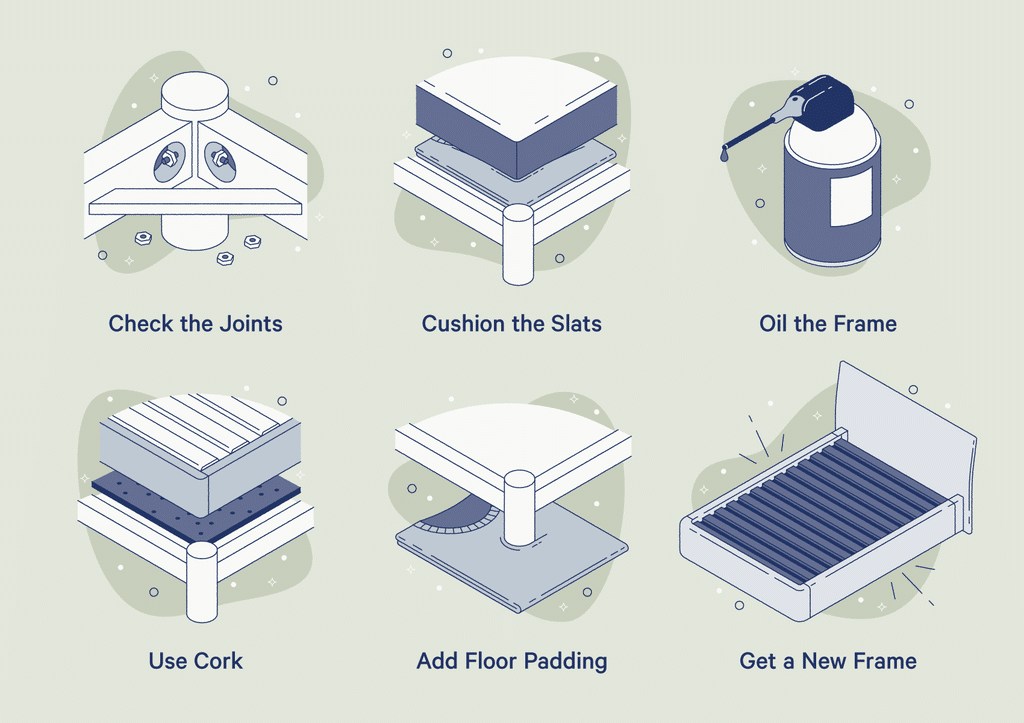 How to Fix a Squeaky Box Spring: Step-by-Step Guide