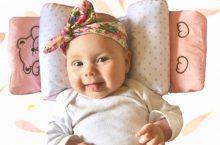 10 Soft-As-A-Cloud Baby Pillows For The Precious Child's Dream