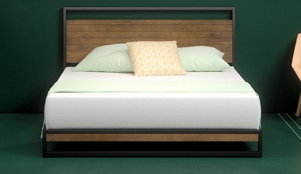 5 Best Zinus Bed Frames – Designs to Suit All Types of Bedroom Decor