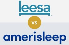 Leesa vs Amerisleep: Detailed Mattress Comparison
