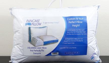 Pancake Pillow Review