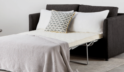 6 Comfiest Sofa Bed Mattresses for You and Your Guests to Sleep Well