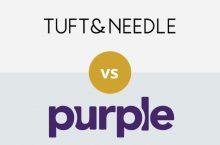 Tuft & Needle vs Purple: Detailed Mattress Comparison