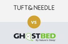 Tuft & Needle vs GhostBed: Which is better for you?