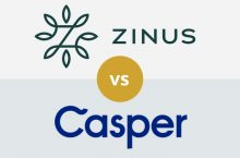 Zinus vs Casper: Which One is Better for You?