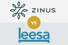 Zinus vs Leesa: Which One is Better for You?