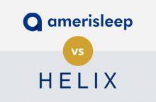 Amerisleep vs. Helix: Which Should You Choose?